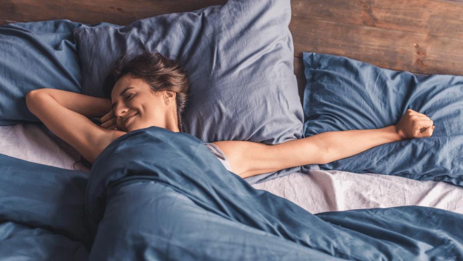 bei optimalen Umständen besser schlafen