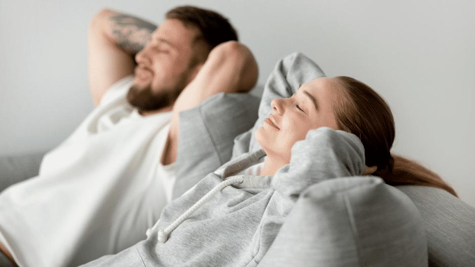 Entspannungstechniken couple