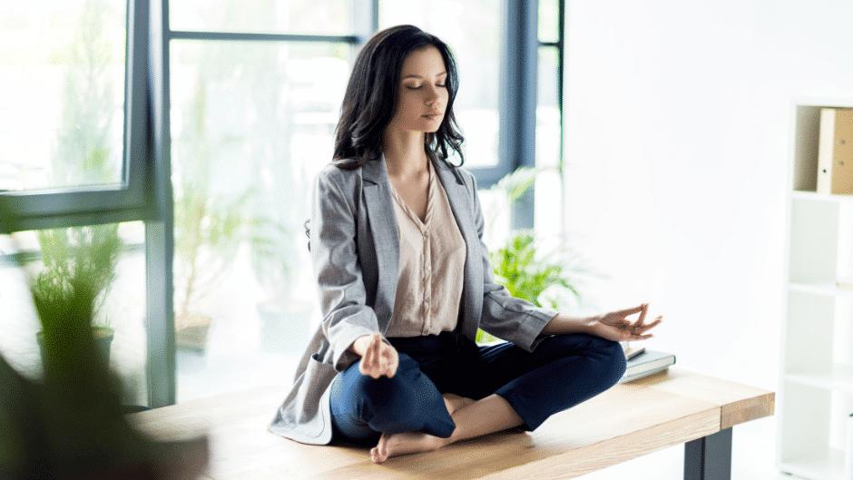 Meditation Vorteile - du kannst überall meditieren
