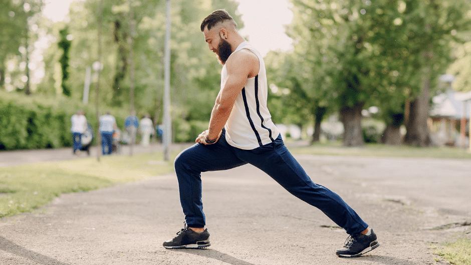 Stress abbauen mit Hilfe von Bewegung