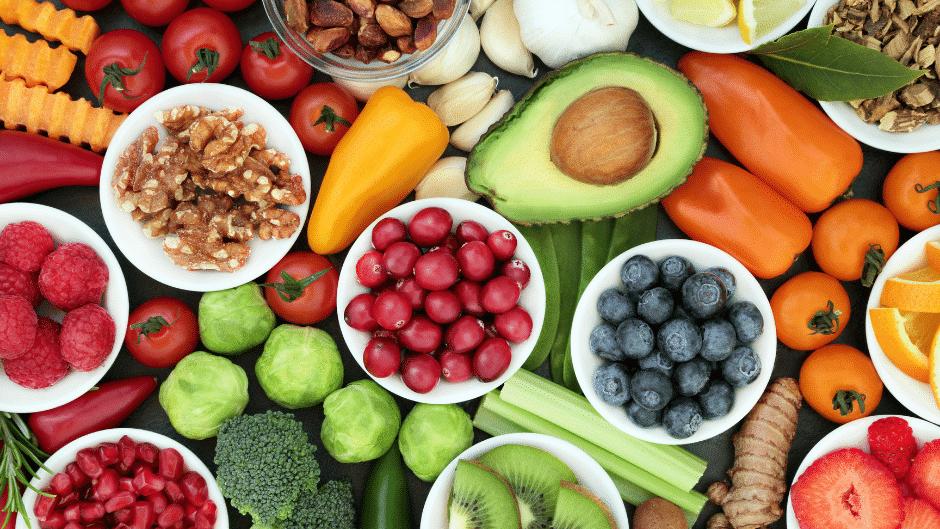 Stress abbauen mit der richtigen Ernährung