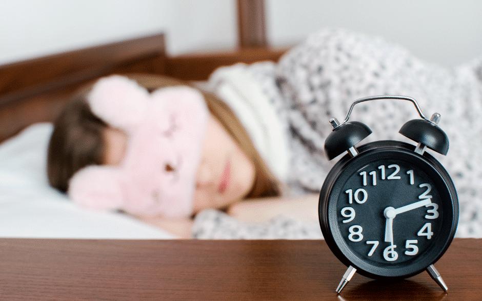besser einschlafen Schlafrhythmus