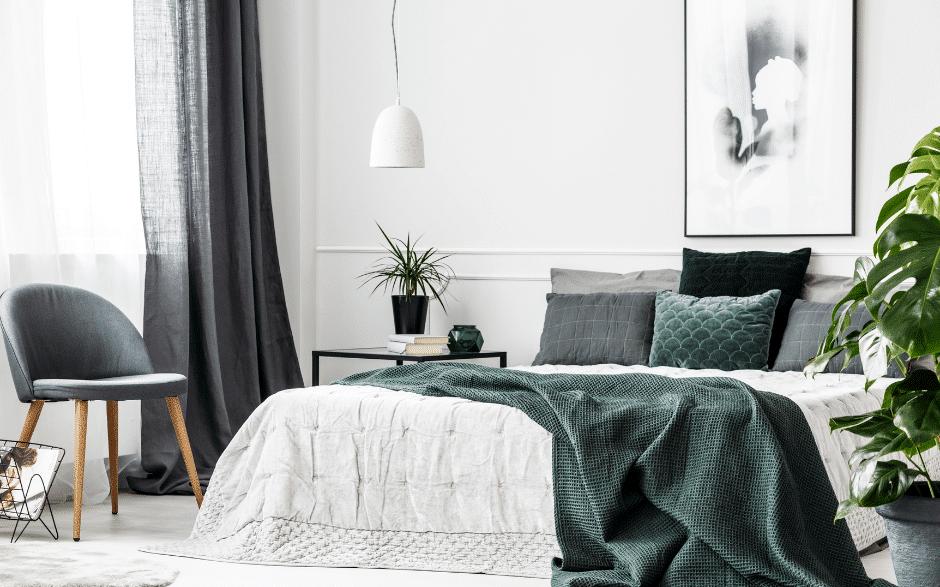 besser einschlafen optimale Umgebung schaffen